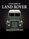 The Little Book of Land Rover (eBook)